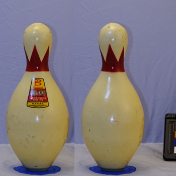 Brunswick Dura-King Duckpin Bowling Pin