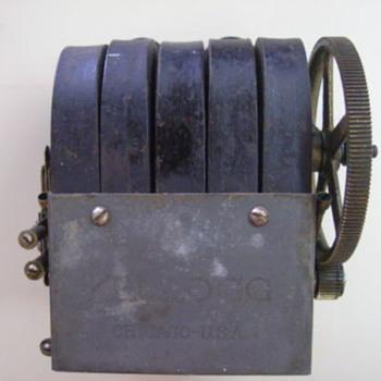 Handle for a Kellogg Generator