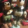 1930's Mickey Mouse Dolls !!!!!!!!!!!