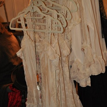 Edwardian Ball fashion 