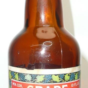 Grape Bouquet - Anheuser Busch Bottle