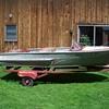 1957 CHEROKEE 14' BOAT