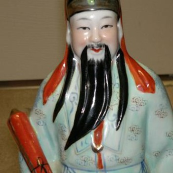 Monk Figure  - Asian