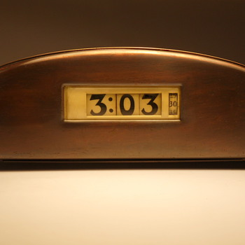 "Lawson Time Model 303 ""Admiral"" Shelf Clock - Clocks"