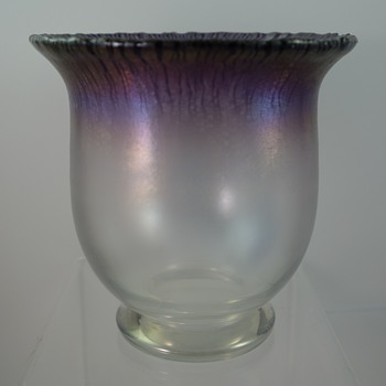 WMF Myra-Technik vase, ca. 1927 - Art Glass