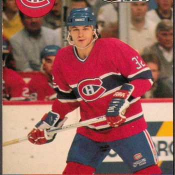 1990 - Hockey Cards (Montreal Canadiens) - Hockey