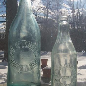Michigan Bottles! - Bottles