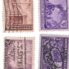 Great stamps of the USA