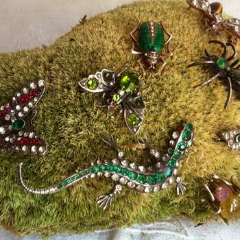 Occupants of the Barbotine basket! - Fine Jewelry