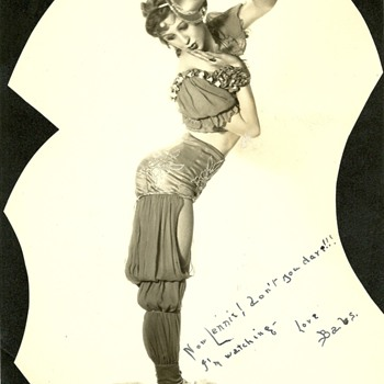 1930s vaudeville photos - Photographs