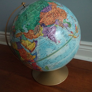 Replogle World Nation Series World Globe  - Office