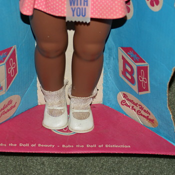 African American Doll Beleive to be made by KB