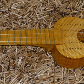 Ukulele..not match-less..but it is matchless! - Guitars
