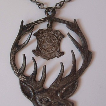 Elks badge