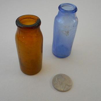 Mystery bottles - Wake Island - Bottles