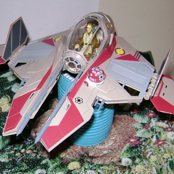 Obi-Wans Jedi Starfighter - Movies
