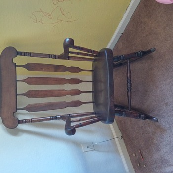Is this virginia rocking chair?