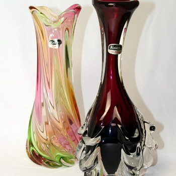 Glass by Kodama Glass Japan - Art Glass
