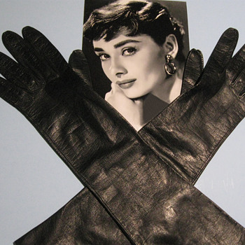 Audrey Hepburn . . . Evening Gloves - Movies