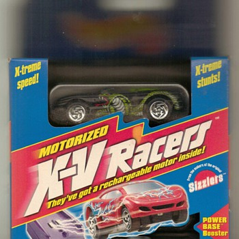 1997 - Hot Wheels X-V Racer