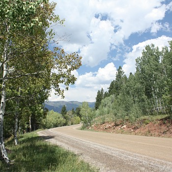 """COUNTRY ROAD"" La Plata County, Colorado - Photographs"