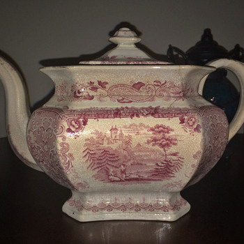 Help me identify my Teapot :)  - China and Dinnerware
