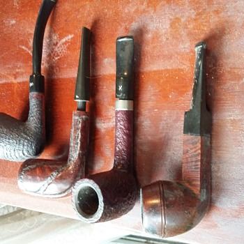 Much loved old pipes