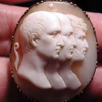 Men of Rome cameo