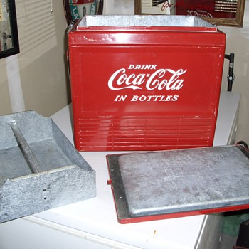 Coke Cooler, what time frame is it from?