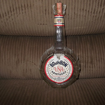 Medley Bourbon Banjo Bottle