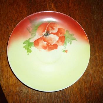 Mom's dish, kind of a mystery? When, who why, where? - China and Dinnerware