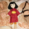 Lace & Fur Trimmed Doll Clothing