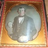 Daguerreotype of an interesting man