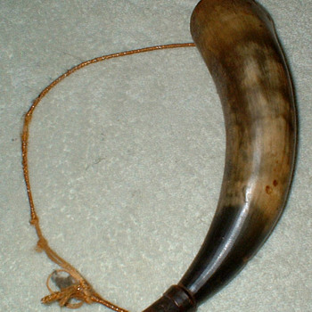 Powder Horn - Military and Wartime