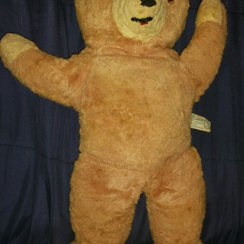 Knickerbocker teddy kuddles CAL-T-5 Joy Of a TOY