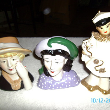 Mystery antiques from grandma storage. - Art Pottery