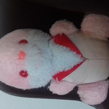 pink bunny  - Animals