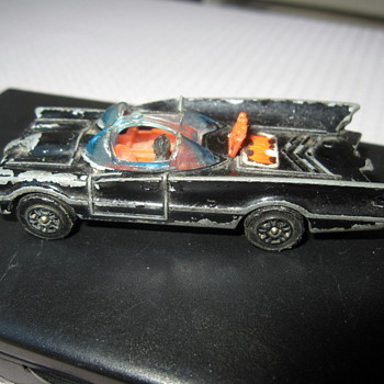 1976 Die Cast Batmobile