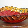 1960s bowl from Kurata glass