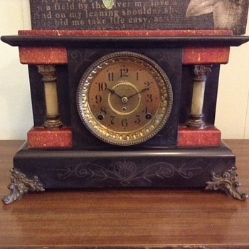 Family Heirloom info need - Clocks