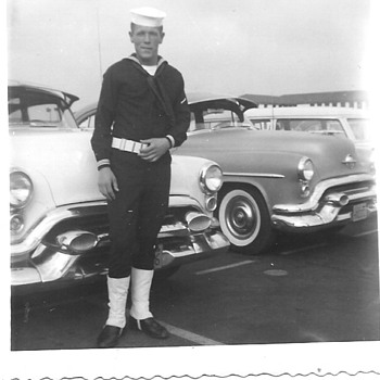 1958 Navy Boot Camp San Diego