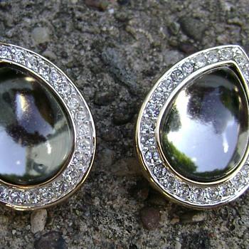 Daniel Swarovski Earrings