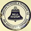"""American Telephone & Telegraph 8"""" Hubcap"""