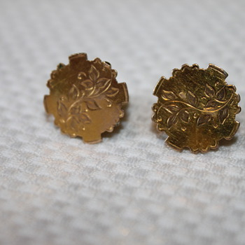 Victorian Cuff Link - Mens Clothing