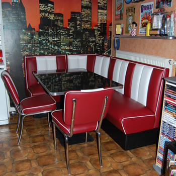 diner booths