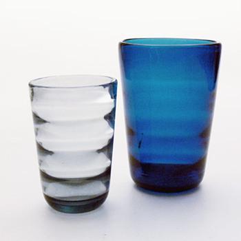 Vases, Per Lütken (Holmegaard, ca.1950)