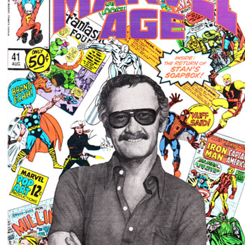 Some nice comic's Stan the Man. - Comic Books