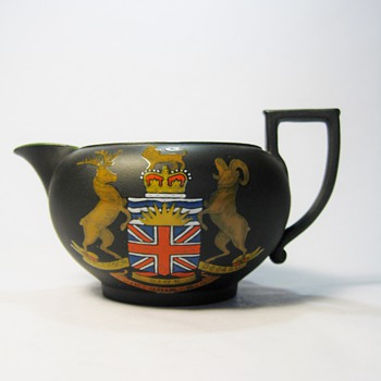 BLACK BASALT BY WEDGWOOD -ENGLAND /DATES 1898 - China and Dinnerware