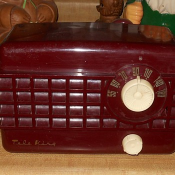 Tele King RK-51 AM Radio - Radios