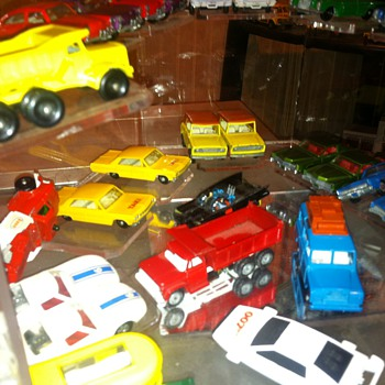 A little bit of everything in die-cast 1/64 - Model Cars
